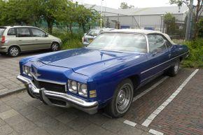 1972 Chevrolet Impala convertible