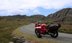 Image Gallery: Motorcycles No matter how much time you have, a motorcycle can be the perfect vehicle for traveling around the country and taking in the sights. See more pictures of motorcycles.