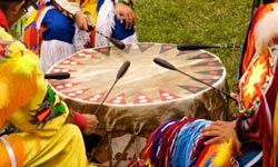 Music is an essential vehicle for passing on Native American history from one generation to the next.