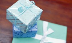 Not every wedding gift is as pretty as the package. See more wedding registry pictures.