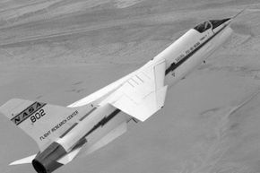 Gary Krier made the first flight of the F-8 Digital Fly-By-Wire aircraft. It used the Apollo 15 command module computer for control. It had a total memory of 38K, of which 36K was read only.
