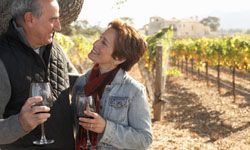 Take the time to explore different wineries and taste a variety of wines -- just not all in one day!