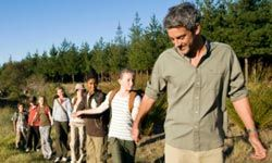 Take a hike? Great idea! When it comes to scheduling after-school programs, it's hard to beat time spent in the wild.