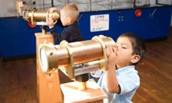 Learning doesn't have to be confined to the classroom. A trip to a local museum can make for hours of educational fun.