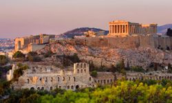 The Acropolis of Athens, Greece. See more pictures of famous landmarks.