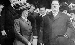 William Howard Taft was much prouder of his appointment to the Supreme Court than winning the presidency.