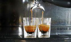 A clean machine makes for a quality shot of espresso.
