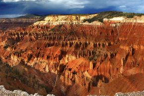 Patchwork will take you to Cedar Breaks National Monument.