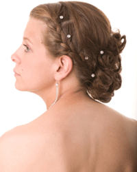 Some braided hairstyles are more classic than others.