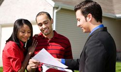 A qualified real estate agent can help you negotiate the tricky process of buying a home.