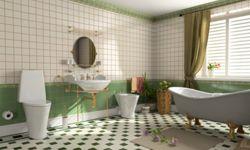 That's one fancypants bathroom!