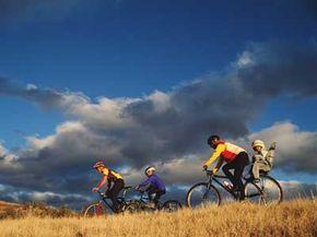 Bike riding in Durango