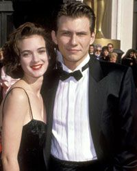 The original cool kids: Winona Ryder and Christian Slater