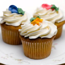 As they say, you eat with your eyes first. The cupcakes on our list taste as good as they look. See more pictures of cupcakes and cakes.