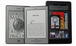 Amazon refreshed its line of Kindle readers and managed to capture headlines and sales once again in 2011.