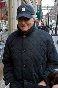 Bernard Madoff pulled off the biggest financial scheme in history.