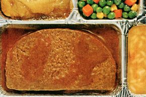 As if meatloaf night by itself wasn't exciting enough to the children of the 1950s ... Little did they imagine meatloaf could one day be thawed from an icy hibernation within minutes of their asking.