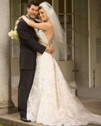 Your dress might be the only new thing you wear on your wedding day!