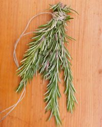 Parsley, sage, rosemary or thyme?