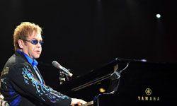 Sir Elton John would make a great wedding performer.