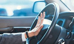 Musical car horns can be very disctracting to other drivers -- stick with the classic honk your car comes with!