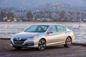 The 2014 Honda Accord Plug-in Hybrid