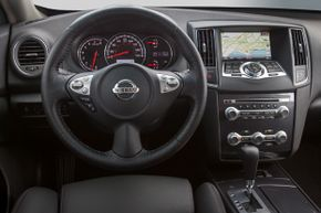 The 2014 Nissan Maxima
