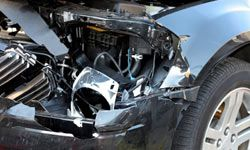 Don't set your deductible so high that an accident will leave you vehicle-less.