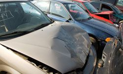 Above all else, a salvage title may be a red flag that a car has been damaged in an accident.