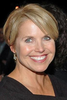 Katie Couric was the first woman to anchor the evening news on a major network solo.