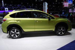 The 2014 Subaru XV Crosstrek Hybrid