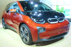 The 2014 BMW i3