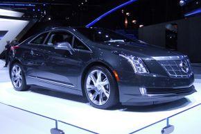 The 2014 Cadillac ELR