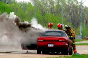 Generally, an overheating engine requires mechanical attention.