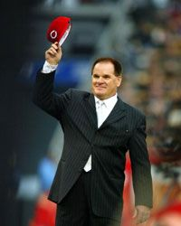 Pete Rose has encountered the IRS on multiple occasions for failure to pay all his taxes.