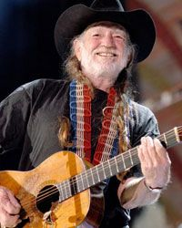 Willie Nelson, show here in Ohio in 2003, went on tour to pay back some of the taxes he owed.