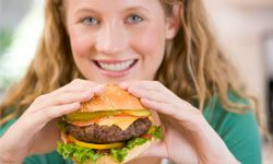 Poor eating habits early on, can increase health risks in your teen's adult life.