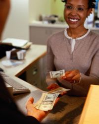 Credit unions are similar to banks in many ways, but at a credit union, you're a part owner in the business.