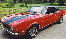This '68 Camaro is still the dream vehicle of many classic muscle car enthusiasts.