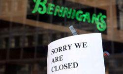 In 2008, Bennigan's went bankrupt and closed its restaurants.