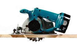 A circular saw is one power tool a DIYer can't live without.