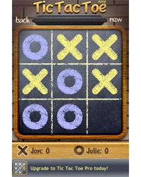 """""""Tic Tac Toe Free"""" is a classic game anyone can play."""