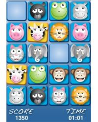 """""""AniMatch"""" is one game that may help improve your child's memory."""
