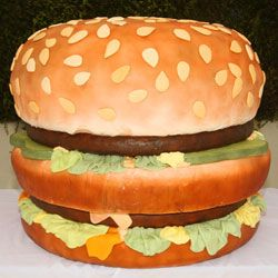 """""""Two all-beef patties, special sauce, lettuce, cheese, pickles, onions on a sesame-seed bun!"""""""