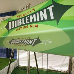 """What other gum can """"double your pleasure, double your fun""""?"""