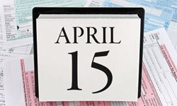 You know what that date means, so file already. Interest and penalties pile up fast for later filers.