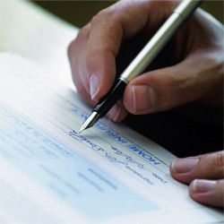 We do all that work of preparing our taxes and then many of us forget the easiest part of all -- signing.