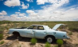 Abandoned cars may be attractive to kids and hazardous, too, if the old autos can be set in motion.