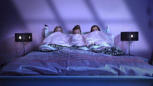 10 Common Nightmares