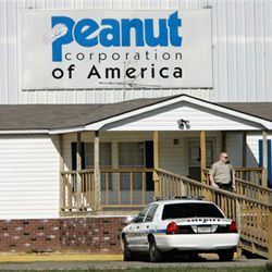 In the face of a national salmonella outbreak, Peanut Corporation of America voluntarily recalled its peanut products.